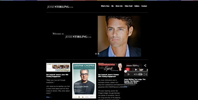 Jesse Stirling's Home Page