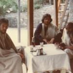 Swamiji, Geoff & Scott