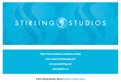 Stirling Studios Home Page