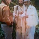 Geoff, Swamiji & Dan