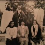 Swamiji & Family